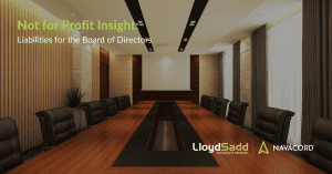 Liabilities for the Board of Directors